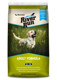 river run food river run formula 21 10 food nutrena