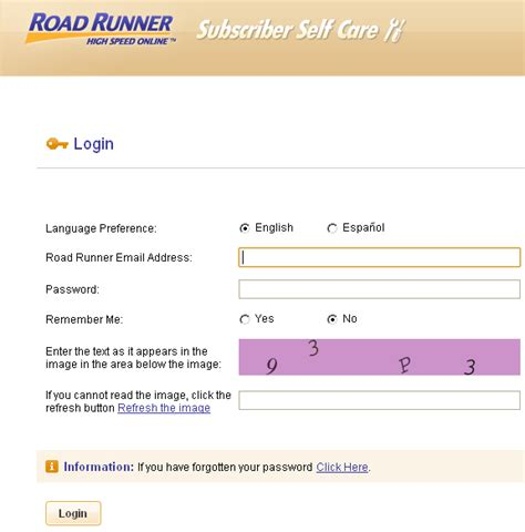 how to access roadrunner email roadrunner email setup mac mail