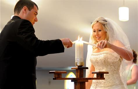 Wedding Ceremony Unity Candle by Wedding Rituals Wedding Ministers