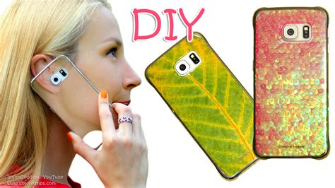 How To Make Cover by 3 Diy Phone Designs Tutorial Idunn Goddess