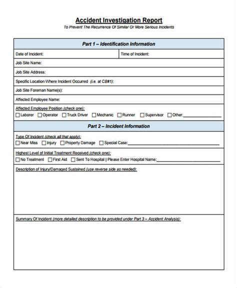 29 report forms in pdf