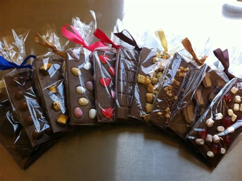 Handmade Chocolate Bars - dorringtons ltd the happenings of a bakery inside out