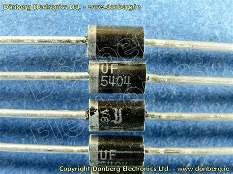 dioda uf semiconductor uf5404 uf 5404 silicon d 400v 3a 150ap 75ns