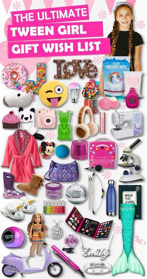 gifts  tween girls   gift ideas tween gifts