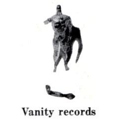 Vanity Records vanity records 1978 1981 阿木 譲 a day