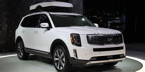 2020 Kia Telluride Build And Price by Commercial Truck Values Trucks