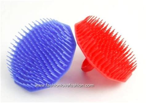 mens hair products to use with a comb 1 piece hair shoo scalp body massage brush comb massage