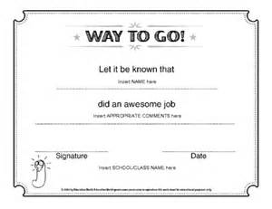 go templates education world way to go certificate template