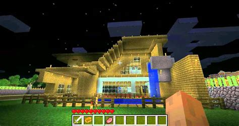 minecraft island house minecraft island house youtube