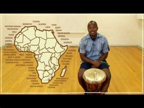 african drum tutorial youtube five ish minute drum lesson african drumming lesson 1