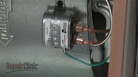 furnace blower capacitor location york furnace run capacitor replacement s1 02435762000