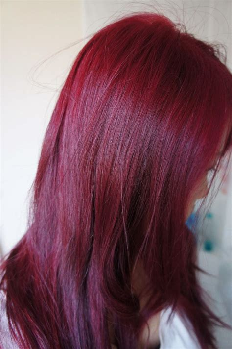 permanent red hair color red wine hair color semi permanent hair colors buy red
