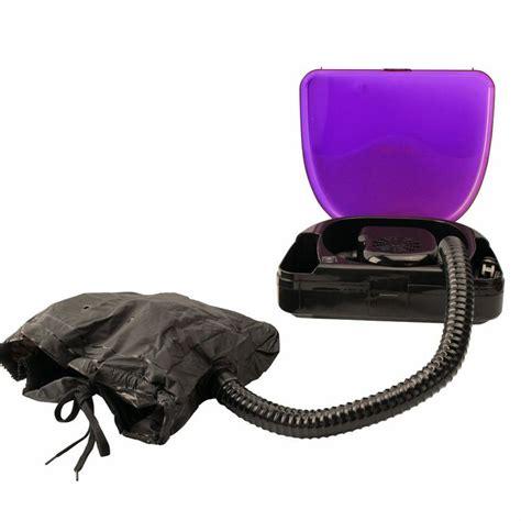 Braid In Bonnet Hair Dryer | ionic soft bonnet dryer portable hair roller set braids