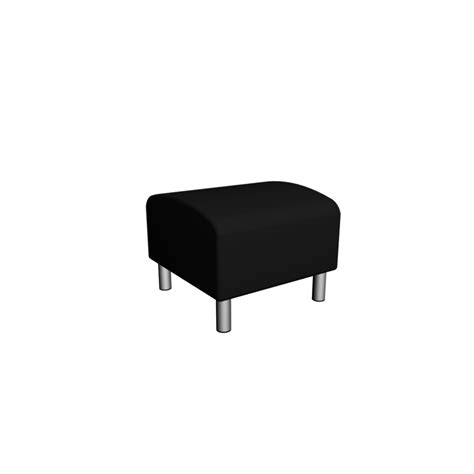 ottomane ikea klippan footstool design and decorate your room in 3d