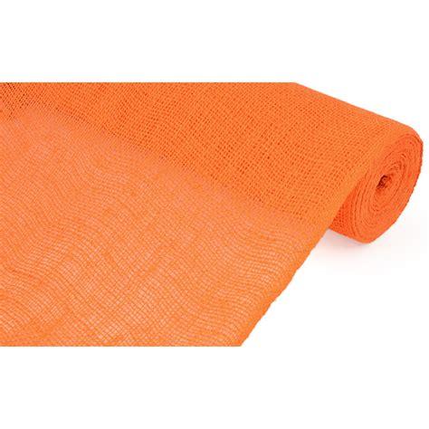 10 yards burlap roll 20 quot burlap fabric roll orange 10 yards jrh19 21