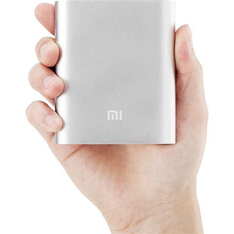 Powerbank Xiaomi 10400 Mah xiaomi powerbank silver 10400 mah