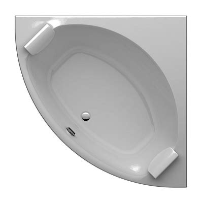 Kheops baignoire d'angle Ideal Standard