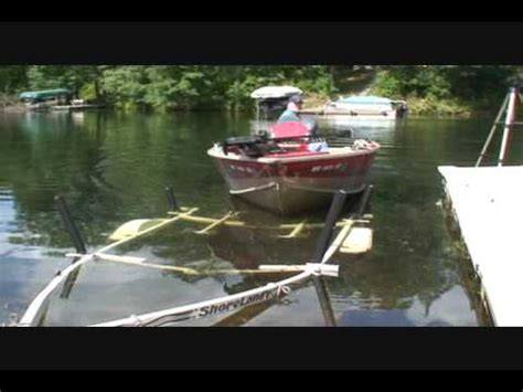bow loading boat boat loading in current and canted boat r youtube