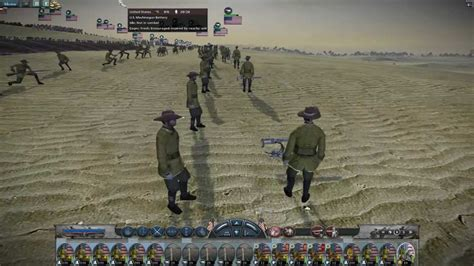 mod game zombie world war napoleon total war ww1 mod the power of machine guns youtube