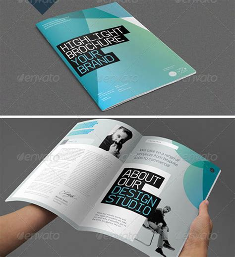 Indesign Vorlagen Free 30 Awesome Indesign Brochure Templates