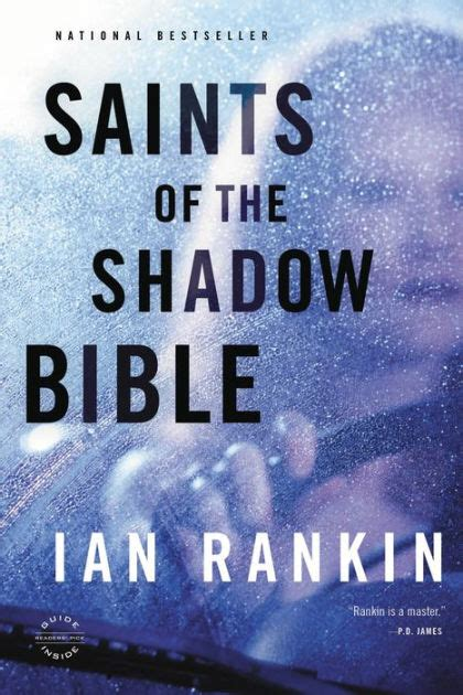 libro saints of the shadow saints of the shadow bible inspector john rebus series 19 by ian rankin hardcover barnes
