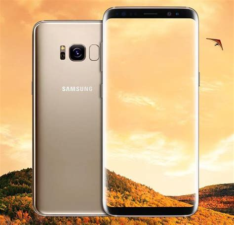 Samsung S8 Mapple Gold Garansi Sein Like New samsung launches the galaxy s8 and s8 review sight pk