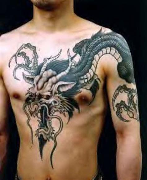 tato di punggung full design gambar tato tattoo terpopuler saat ini gambar