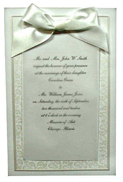 wedding invitation craft kit quot enchanting quot wilton wedding invitation kit 20 sets
