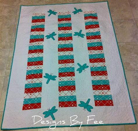 Coin Quilt Pattern by Dragonfly Coins Quilt By Designs By Fee Craftsy