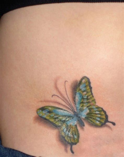 small butterfly tattoos great tattoos