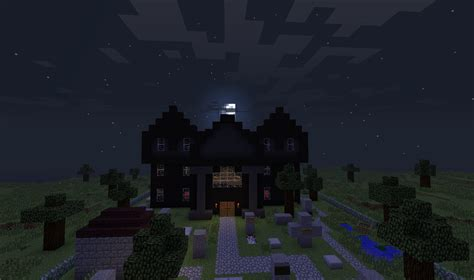how to make a haunted house in minecraft 301 moved permanently