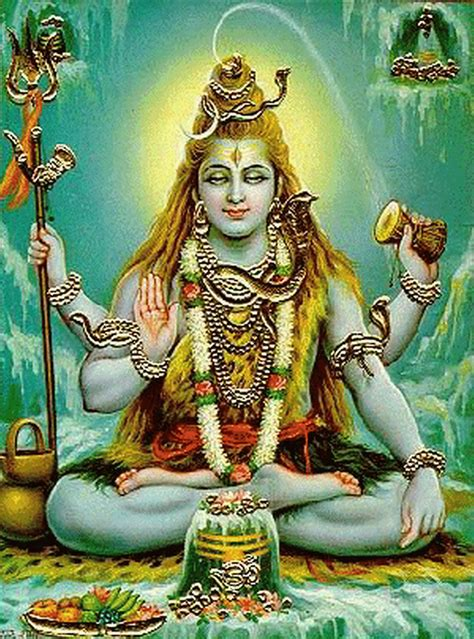 The Cultural Heritage Of India Shiva The Hindu God Of Lord Shiva
