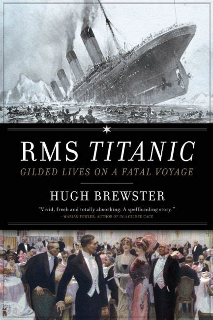 the sinking of titanic book a titanic book list on the anniversary of the sinking of