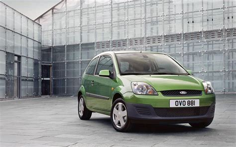 Ford Fiesta Mk 5 review (2002 2008)