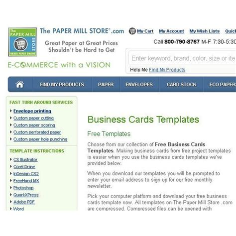 try these blank indesign business card templates to save