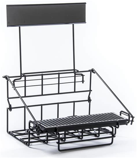 Sign Rack by Airpot Rack Wire Stand With Sign Holder