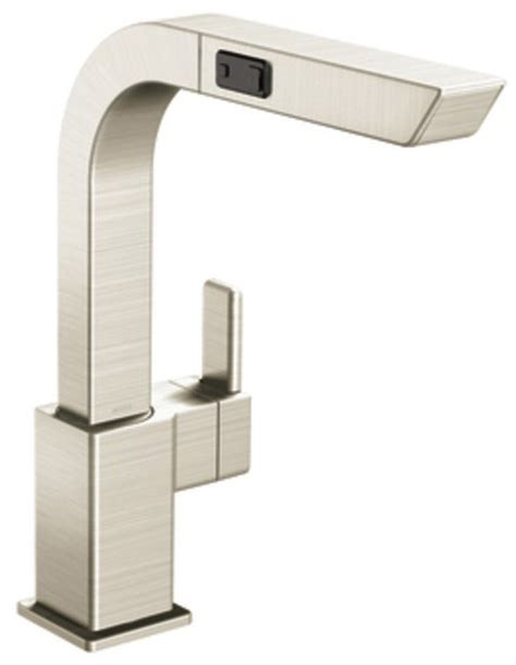 373433c york single lever tall kitchen faucet bathroom moen s7597 single lever pull out kitchen faucet with 9 13