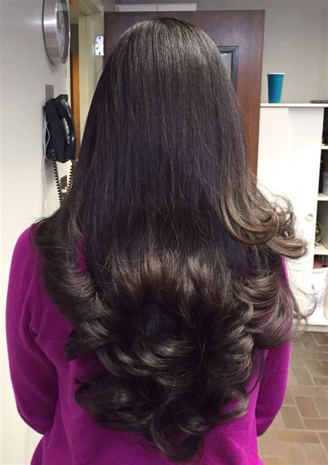 dominican blowout on natural short hair dominican blowout after natural hair blowouts