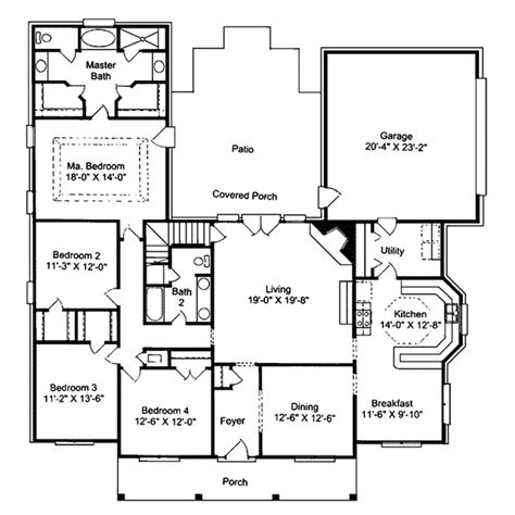 chatham place southern home plan 024d 0022 house plans