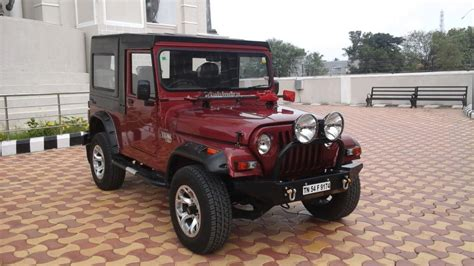 thar jeep modified in kerala mahindra thar modified jeepclinic coimbatore doovi