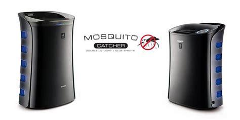 Air Purifier Sharp Anti Nyamuk tak ingin nyamuk terus bersarang di rumah coba perhatikan