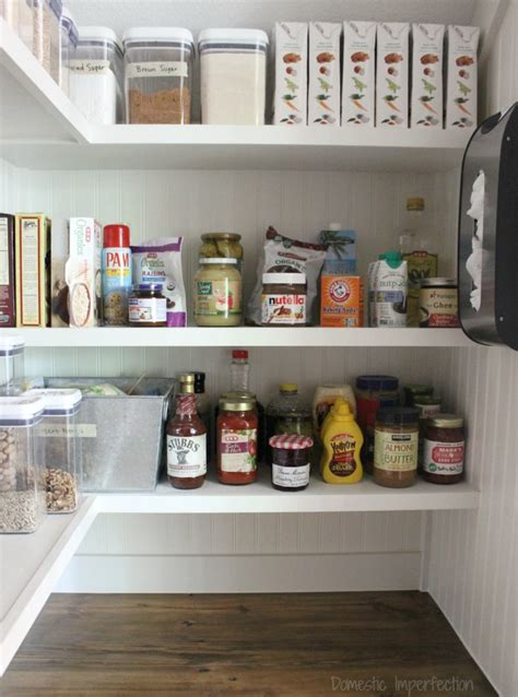 the most organized pantry in the world domestic imperfection