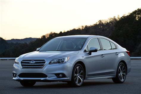 subaru sedan legacy all new 2015 subaru legacy family sedan pictures and