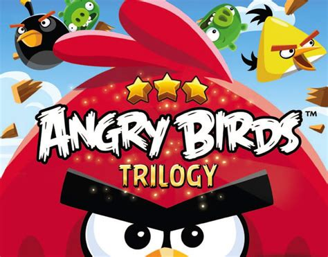 Wii U Angry Birds Trilogy Berkualitas angry birds trilogy for wii and wii u launching this august