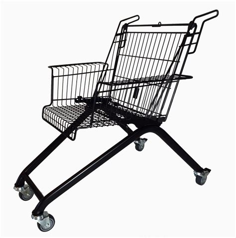 Shopping For Chairs by Xavier Degueldre Recycles Discarded Shopping Carts Into Chairs