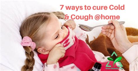 7 Remedies To Treat A Cold 7 tips to cure cold and cough easy to follow