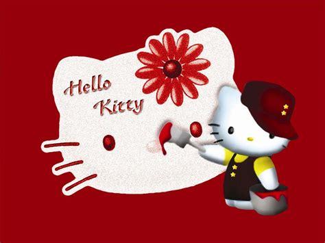 wallpaper hello kitty untuk notebook hello kitty backgrounds for laptops wallpaper cave