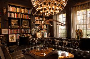 New Home Library Design Home Library Ideas