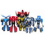 Full Set Wave 3 6  Three Step Changers Transformers Robots In