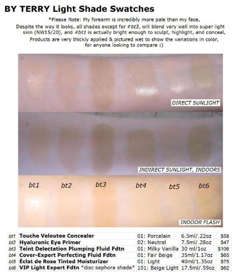 by terry cover expert perfecting fluid foundation 4 rosy beige by terry cover expert perfecting fluid foundation reviews